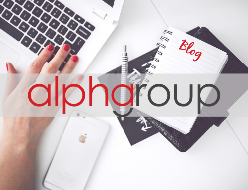 alphagroup – San Antonio Marketing Website Launch